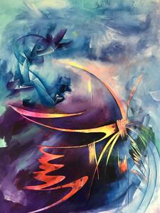 Safia Bollini artiste peintre - Abstrait