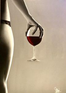aromes-sensuels-tableau Safia bollini