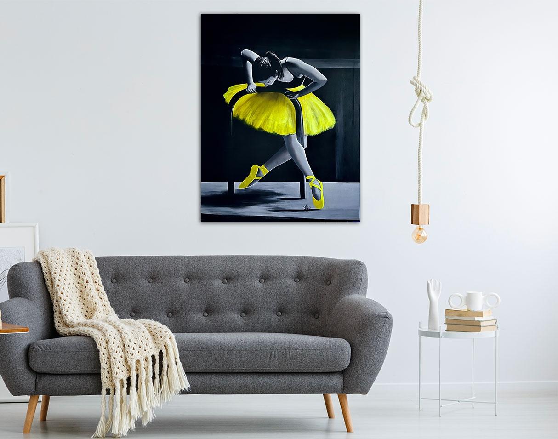 Danseuse safia bollini